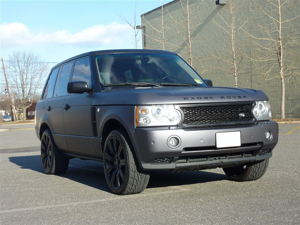 2006 land rover range rover corsa motors. Black Bedroom Furniture Sets. Home Design Ideas